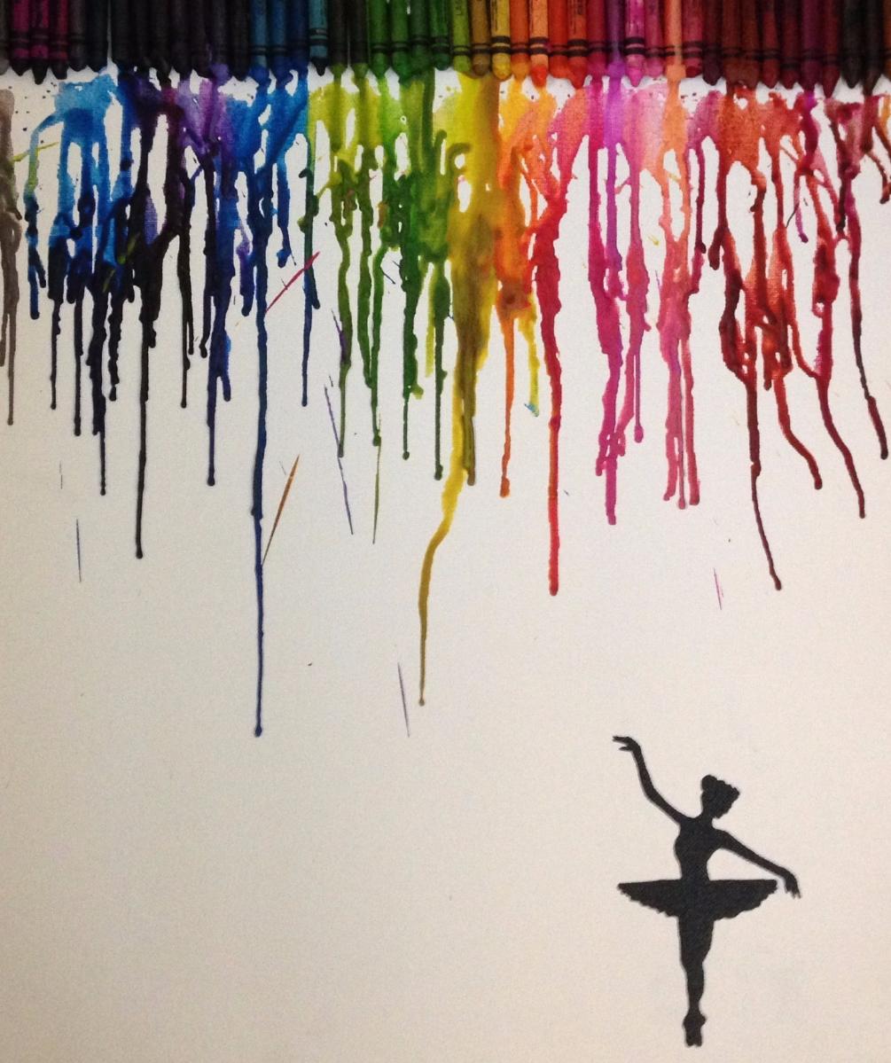 Diy crayon art solutioingenieria Image collections